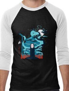 Wonderful World Men's Baseball ¾ T-Shirt