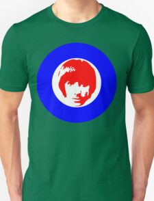 Drummer Mod Target T-Shirt Unisex T-Shirt
