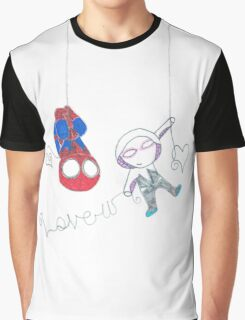 Spider Love Graphic T-Shirt