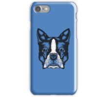 Boston Terrier iPhone Case/Skin