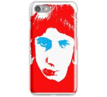 Who Pete Stencil iPhone Case/Skin