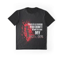 You Don't Want To See My Dark Side Graphic T-Shirt