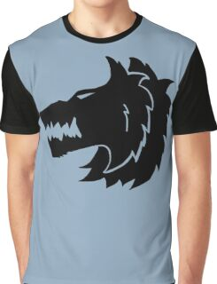 Frost Wolf Graphic T-Shirt