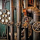 The Old Pumping Station - Steam Engine by TonyCrehan