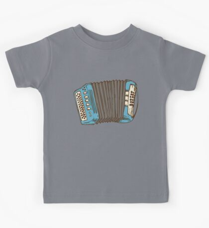 Blue Russian Bayan Kids Clothes