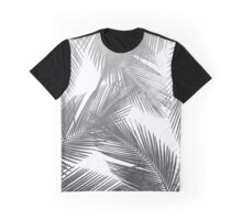 Palms  BW Graphic T-Shirt