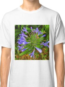 Flowers sphere Classic T-Shirt