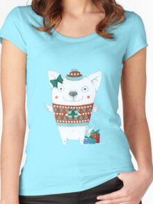 For You Women's Fitted Scoop T-Shirt
