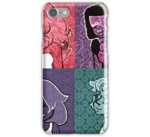 Steven Universe - OG Crystal Gems iPhone Case/Skin
