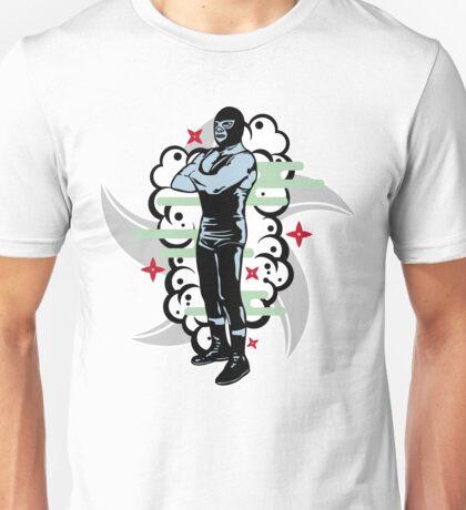 LUCHADOR#2 Unisex T-Shirt