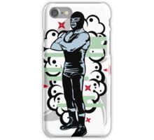LUCHADOR#2 iPhone Case/Skin