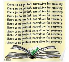 No Perfect Narrative Poster