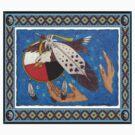 Eagle Medicine Wheel by Nativeexpress