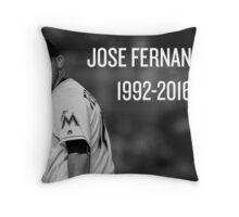 We Love Jose Fernandez Throw Pillow
