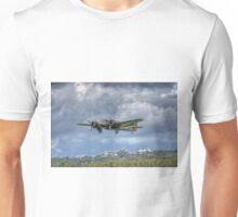 Bristol Blenheim at Goodwood Unisex T-Shirt