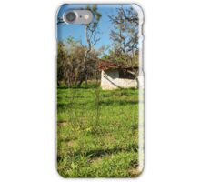 abandoned hovel iPhone Case/Skin