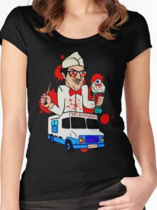 Bloodshakes Women's Fitted Scoop T-Shirt