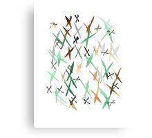 no 30 Canvas Print