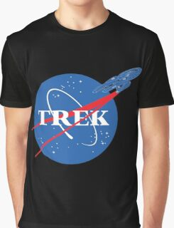 NASA Trek Graphic T-Shirt
