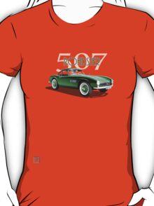 1955 BMW 507 Roadster - Green T-Shirt