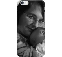 Me and Emily iPhone Case/Skin