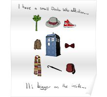Dr Who Addiction Poster