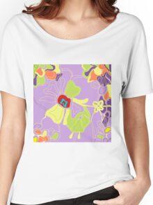 Tangled Garden Women's Relaxed Fit T-Shirt