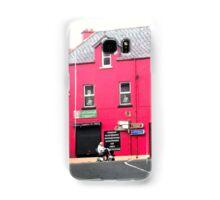 Cafe Donagh, Carndonagh, Donegal, Ireland Samsung Galaxy Case/Skin
