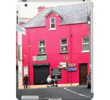 Cafe Donagh, Carndonagh, Donegal, Ireland iPad Case/Skin