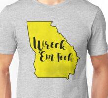 Wreck 'em Tech Unisex T-Shirt