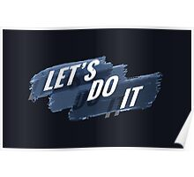 Lets do it Poster