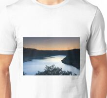 Nightfall in Monfrague, Caceres Unisex T-Shirt