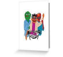 Weekend at Ernie's Greeting Card