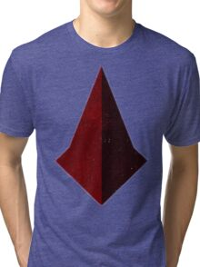 Pyramid Head Tri-blend T-Shirt