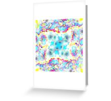 10 pounds Greeting Card