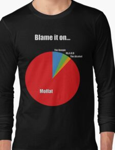 Blame It On... Long Sleeve T-Shirt