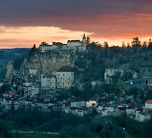 Village of Rocamadour by PhotoBilbo