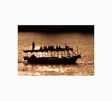 Boat in the Nilo, Aswan Unisex T-Shirt