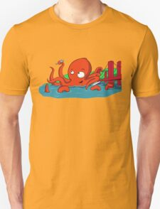 Happy Bath Time Fun Unisex T-Shirt