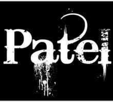 Patel - Sticker Sticker