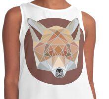 Fox Geometric Contrast Tank