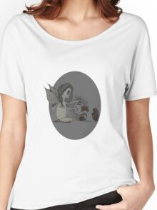 Woodland Fairy Women's Relaxed Fit T-Shirt