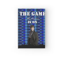 Sherlock - The game is on Hardcover Journal