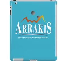Arrakis Water Company (Dune) iPad Case/Skin