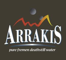 Arrakis Water Company (Dune) T-Shirt