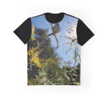 Come into my web said the spider to the fly Graphic T-Shirt
