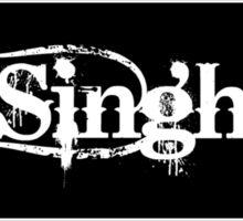 Singh - Sticker Sticker