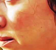 Claire Fraser Sticker