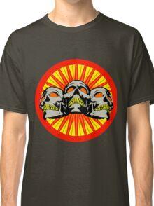 Triple skullz Classic T-Shirt