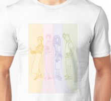 Will & Grace Colours Unisex T-Shirt